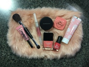 Ryan Roche Ryan Roche Fluffy Clutch with Impulse Beauty Products