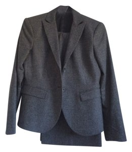 Theory Theory Grey Winter Suit