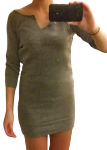 Alternative Earth short dress Dark gray on Tradesy