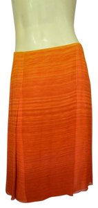 Ellen Tracy Skirt orange