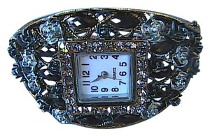 Other Beautiful Rhinestone Beads Fashion Quartz Bangle Watch