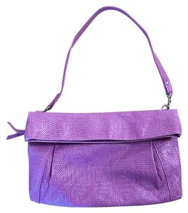Gianni Chiarini Purple, Violet, Pink Clutch