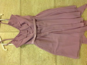 Alfred Angelo Lavender Dress