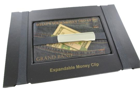 Preload https://img-static.tradesy.com/item/1728054/steel-money-clip-gb7000ch-stainless-champagne-gold-color-rubbers-0-0-540-540.jpg
