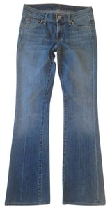 7 For All Mankind Jean Boot Cut Jeans-Medium Wash