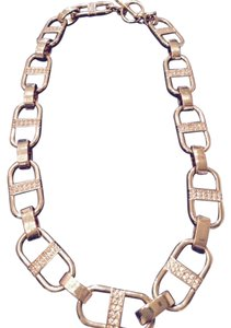 Ann Taylor Geometric links with pave