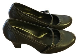 Antonio Melani Brown Pumps