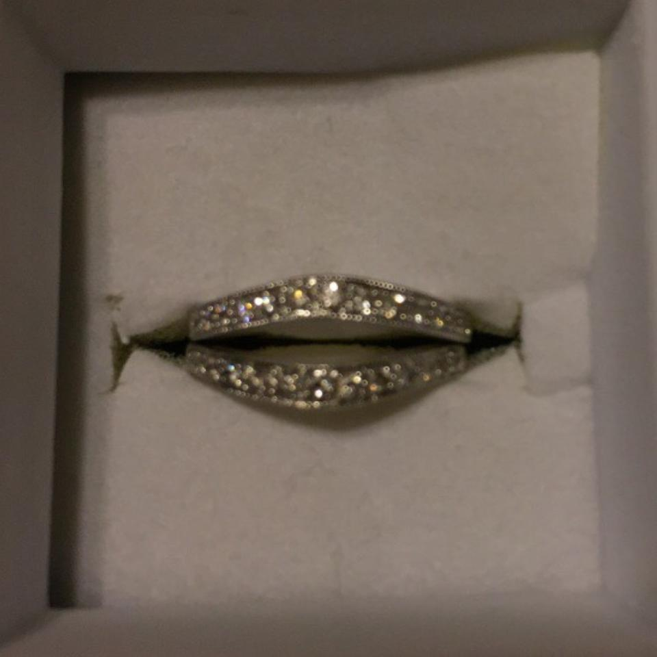 Robbins Brothers Engagement Ring Bros 2 Slightly Bent Diamond Encrusted Wedding