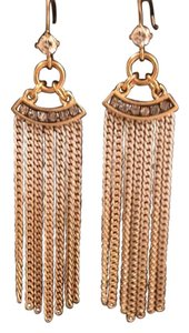 Juicy Couture Ombre Fringe Earrings