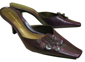 Antonio Melani Purple Pumps