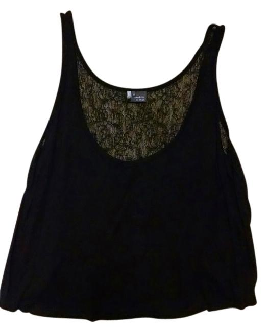 Preload https://item1.tradesy.com/images/sparkle-and-fade-black-night-out-top-size-8-m-1728260-0-0.jpg?width=400&height=650