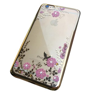 Cell-phonecover iPhone SE iPhone 7 6 6S Plus 5S Luxury Protective Silicone Case