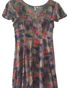 Frenchi short dress Floral on Tradesy