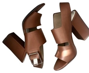 Alexander Wang Brown Mules