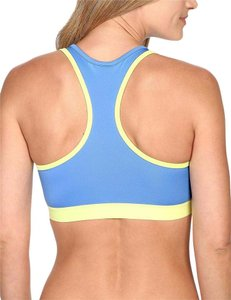 adidas By Stella McCartney Adidas Womens Stella McCartney Stellasport Sports Bra Lucky Blue
