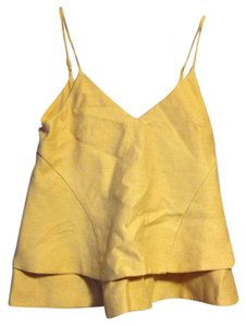 C/meo Collective Top Gold/Yellow