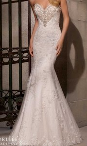 Mori Lee Style 2724 Wedding Dress Wedding Dress