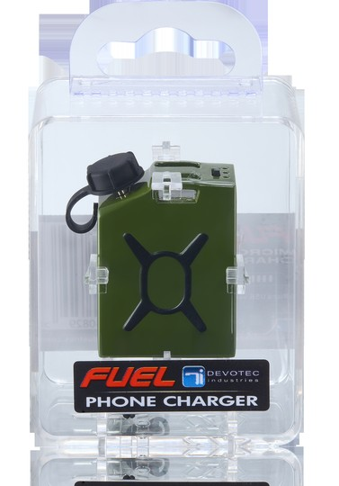 Devotec Industries Fuel Micro Charger
