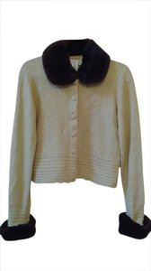 Ballinger Gold Wool Cardigan