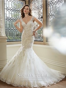 Sophia Tolli Y11646 Rana Wedding Dress