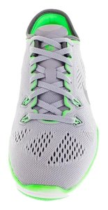 Nike Free 5.0 Trainers Gray Athletic