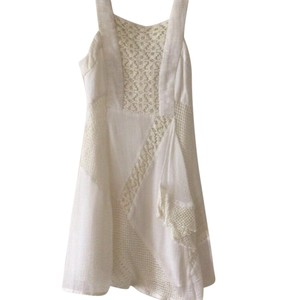 Nanette Lepore short dress White/Ivory on Tradesy
