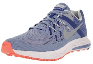 Nike Zoom Winflow Running Blue Athletic