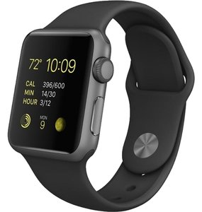 Apple Apple Watch : 38mm Sports Band (only) - New