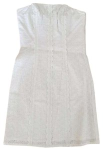 Betsey Johnson short dress White on Tradesy