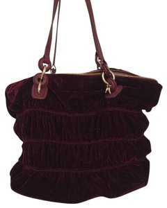 Tumi Tote in Burgundy