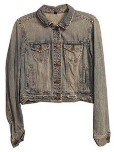 American Eagle Outfitters Womens Jean Jacket