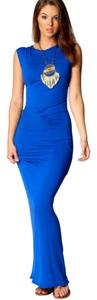 Cobalt Maxi Dress by