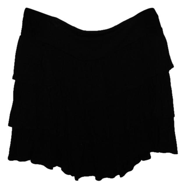Ecote Mini Skirt Black