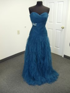 Jovani Teal (Apple) 13459 Dress