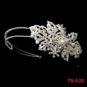 Elegance By Carbonneau Bridal Headband