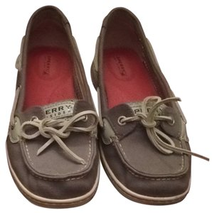 Sperry Top-Sider Grey Flats