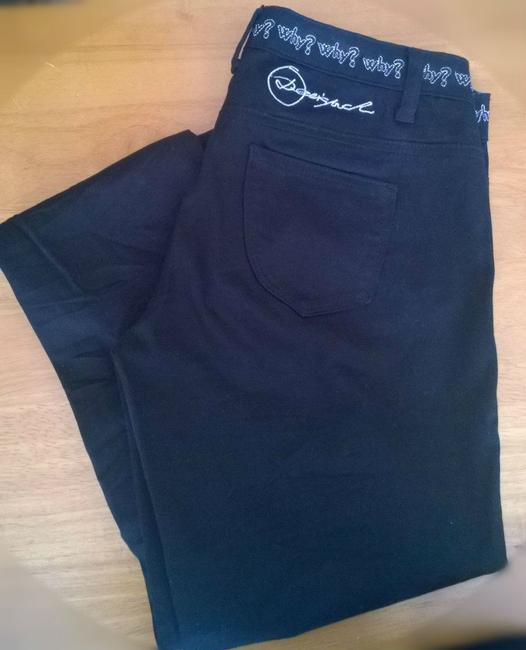 Desigual Skinny Pants black