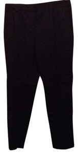 CAbi Straight Pants Black
