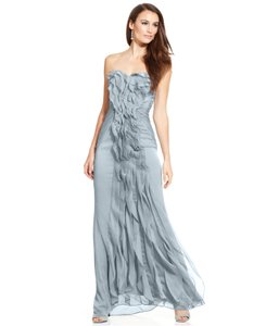 Adrianna Papell Grey Dress
