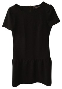 Just Taylor short dress Black on Tradesy