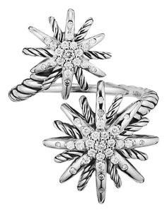 David Yurman David Yurman Starburst Bypass Ring