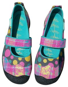 Keen Colorful Multi Mules