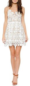 L'ATISTE short dress Sexy New Flirty Women Lace on Tradesy