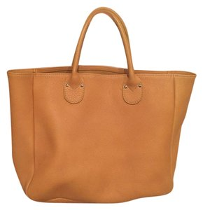 Barneys New York Tote in Yellow