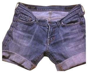 Citizens of Humanity Size 28 So Cute Size Size 4 Denim Shorts-Medium Wash