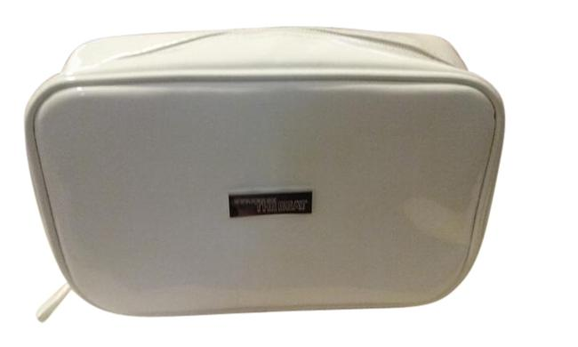 Item - White The Pouch Cosmetic Bag