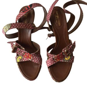 Sergio Rossi multi Sandals