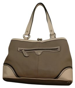 Coach Leather Dust Cover Designer Tiffany Shoulder Bag