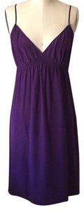 Twelfth St. by Cynthia Vincent short dress purple on Tradesy