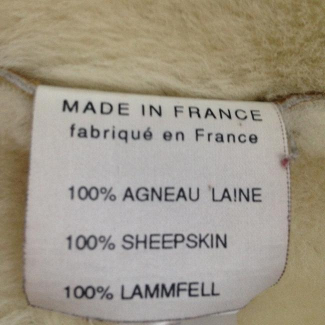 Jacques Jekel (Made in France) Vintage Shearling Fur Coat